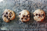 Chocolate coconut cookies2