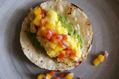 Vacation Breakfast Tacos 4