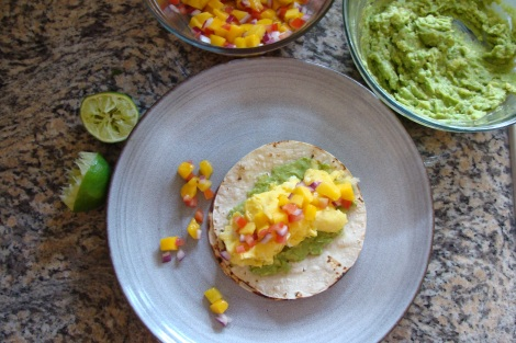 Vacation Breakfast Tacos