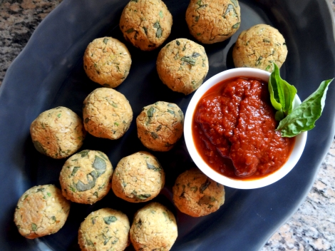 Chickpea Meatballs 3