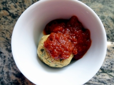 Chickpea Meatballs 5