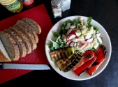 Healthy weekend lunch 4