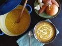 corn and potato chowder via CheerfulKitchen