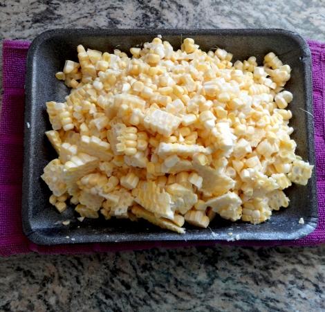 Corn Potato Chowder via CheerfulKitchen